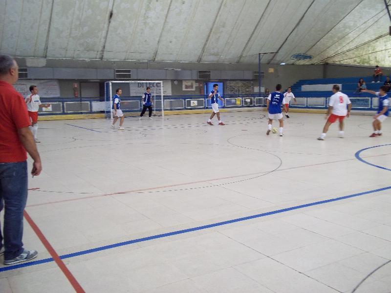 A.S.D. Real Team Matera - Fase di gioco