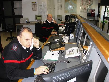 Carabinieri - numero di emergenza