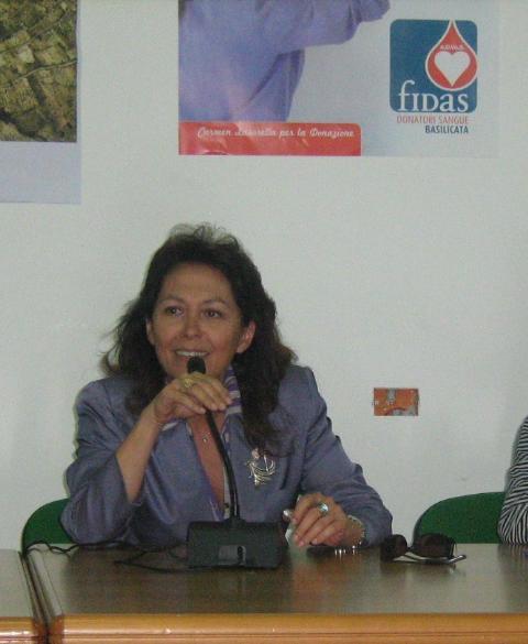 Carmen Lasorella