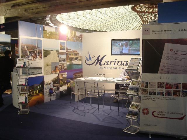 Cciaamt, 50° salone nautico Genova 2010