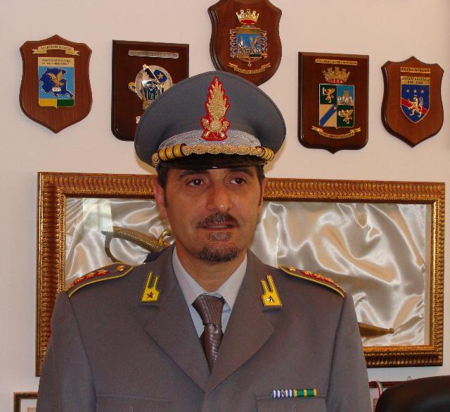 Col. Elia Carmelo Pallaria