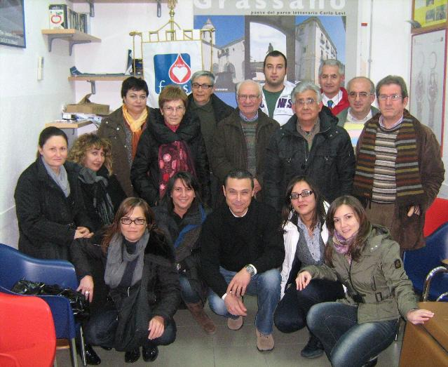 Direttivo Fidas 2011.2013