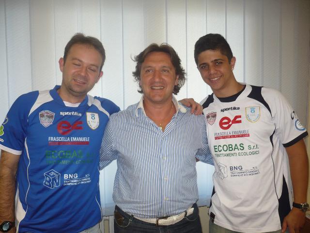 Gasparetto - presidente Nico Taratufolo - Barbosa