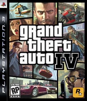 Grand Theft Auto - Sony Playstation 3