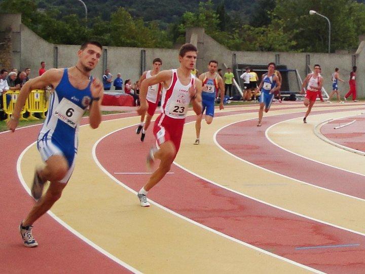 Atletica - Haliti m. 400
