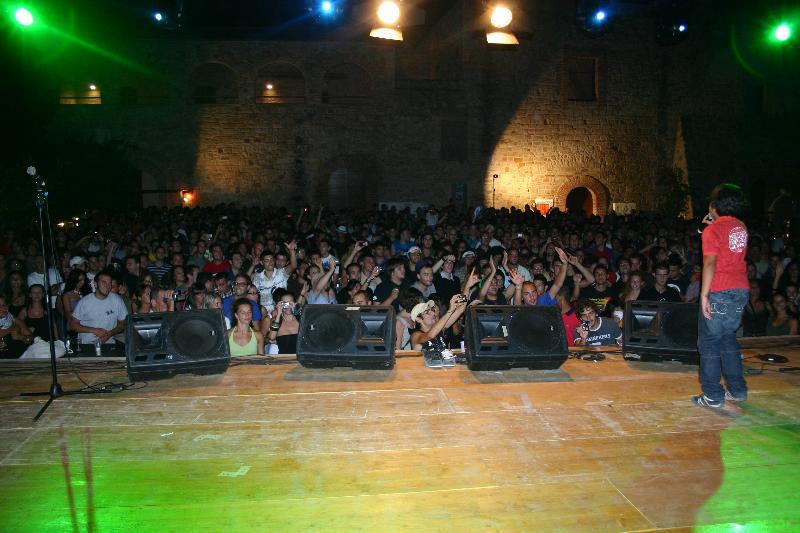 Il pubblico del Festival