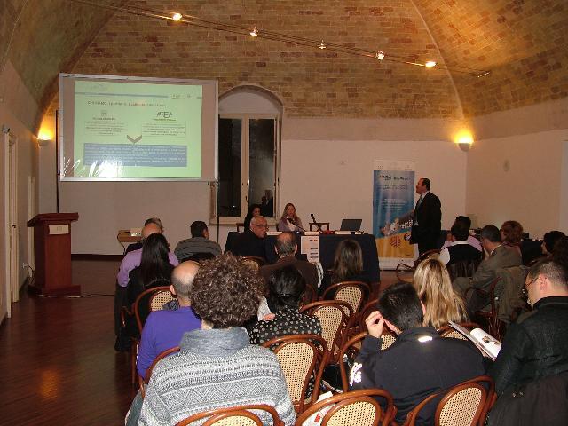 il seminario Matech (foto Martemix)