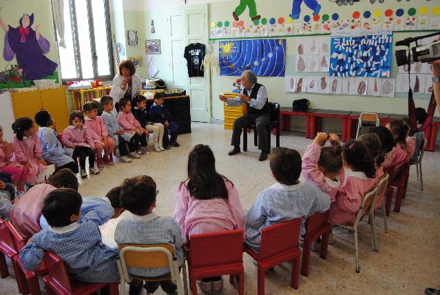 Kengiro Azuma incontra gli alunni di Matera