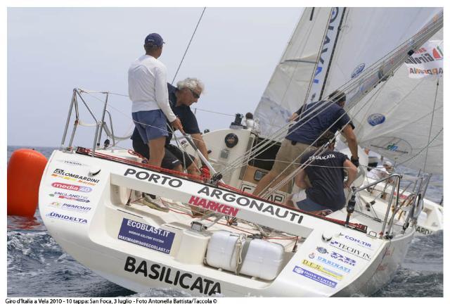 La barca della Basilicata