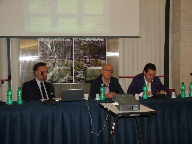 la conferenza di presentazione del Pum
