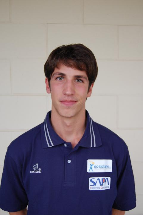 Luca D´Ercole, giovane Atleta della Eosolare