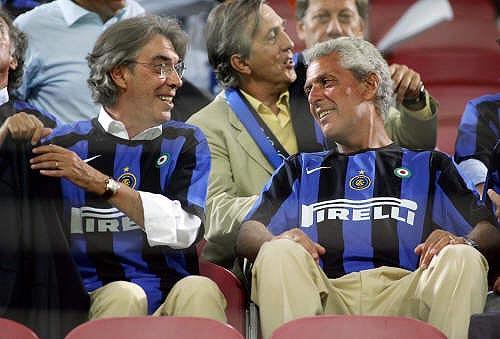 Massimo Moratti e Marco Tronchetti Provera