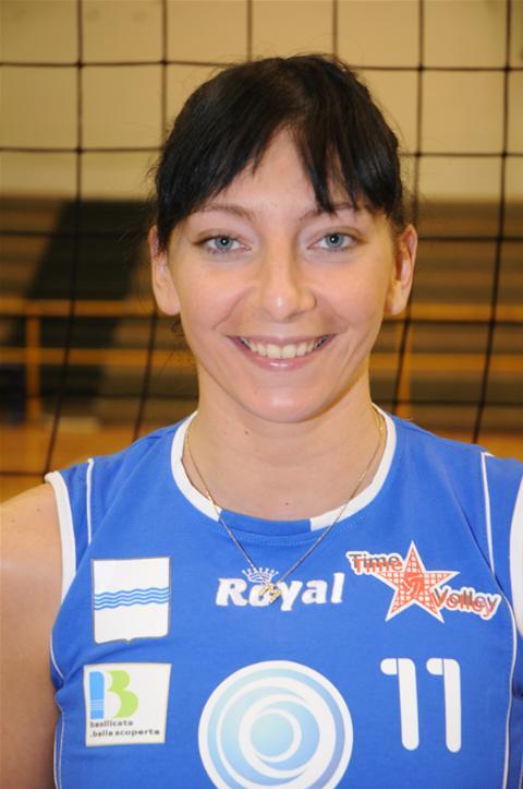 n°11 Melissa Donà (S)  ´82   178cm