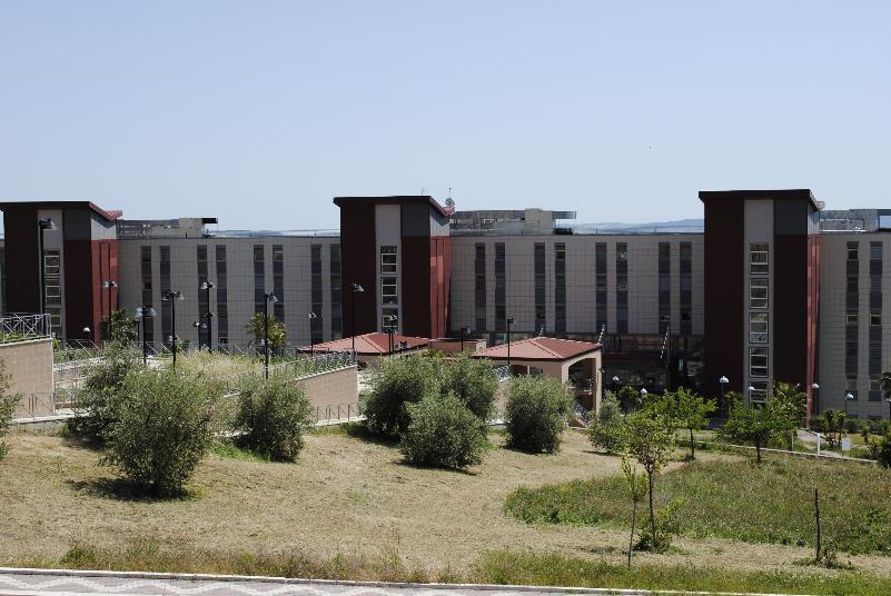 Ospedale di Matera, Madonna della Grazie