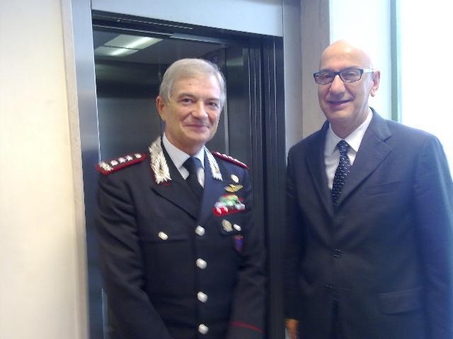 Salvatore Adduce e Maurizio Scoppa
