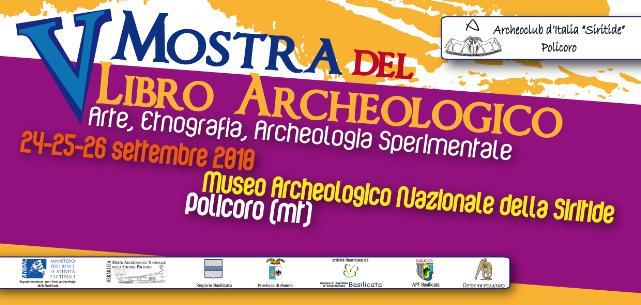 V Mostra del Libro Archeologico- Arte Etnografia Archeologia Sperimentale