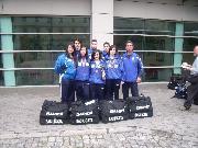 Team di karate provenienti da tutte le regioni d´Europa si sono dati battaglia a Varsavia