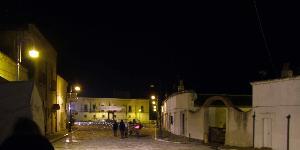 una scena del film Basilicata coast to coast