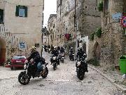 Motociclisti nei Sassi (foto Martemix)