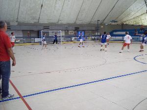 A.S.D. Real Team Matera - Fase di gioco - Matera