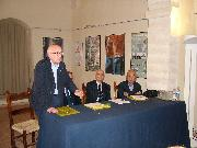 Conferenza su Azuma (foto Martemix)