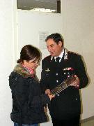 Consegna del Calendario 2011 dei Carabinieri alla stampa - foto di Marco Fanuzzi