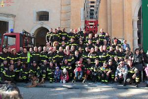 Gruppo vigili del fuoco di Matera