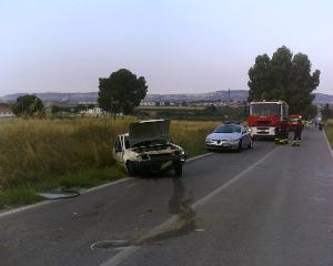 incidente, la martella (foto martemix)
