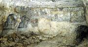 Interno della Cripta del Peccato Originale