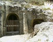La chiesa di Santa Barbara - Matera