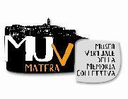 Logo MUV - Matera