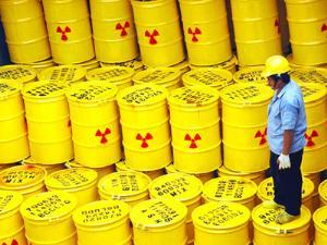 Scorie nucleari - Matera