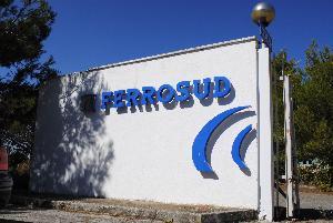 Stabilimento della Ferrosud SpA (foto SassiLand) - Matera