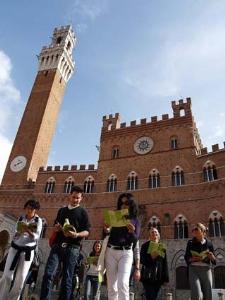 Trekking a Siena - Matera