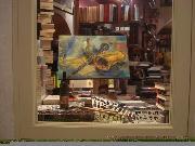 Vetrina della Libreria dell´Arco per il Gezziamoci 2010