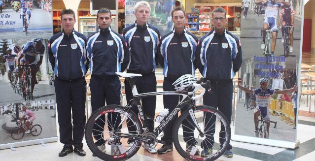 Ciclismo Matera - Il Team System 2011