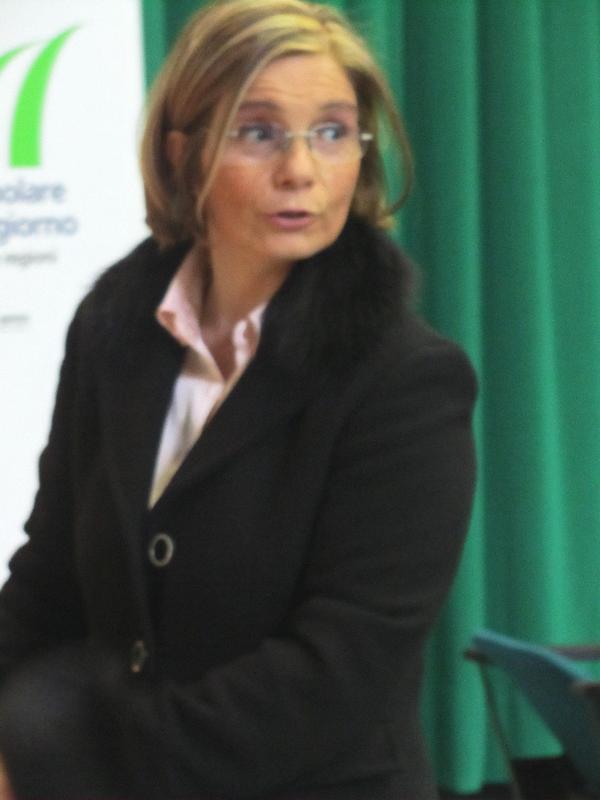Aida Graziano - Responsabile Adiconsum di Tursi (MT)
