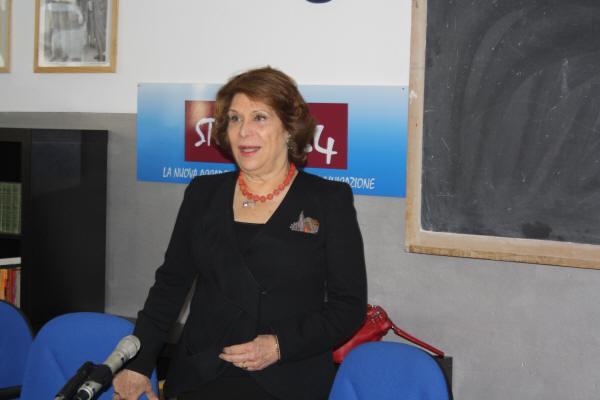 Ambasciatrice di Giordania Wijdan al-Hashemi - foto studio254.it