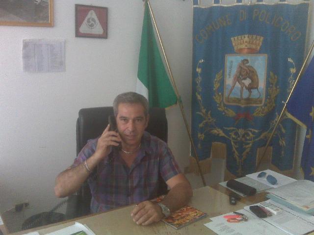 Antonio Mastrosimone, assessore  all´Ambiente al comune di Policoro
