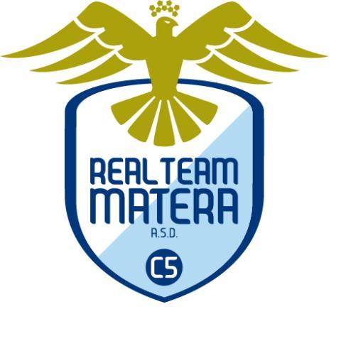 A.S.D. REAL TEAM MATERA - Stemma