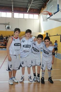 Basket maschile, Join the game