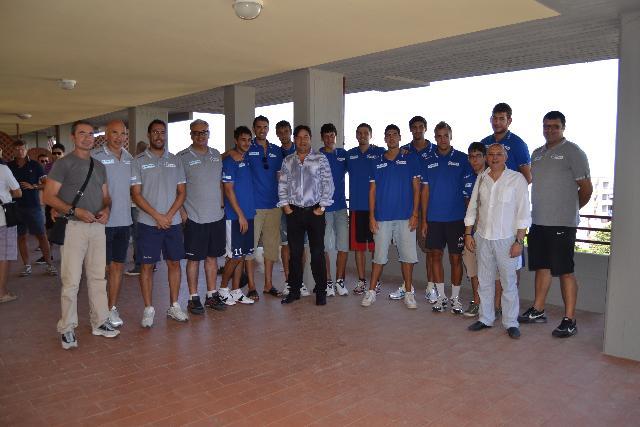 Bawer, il primo giorno della squadra per l´anno 2011/2012