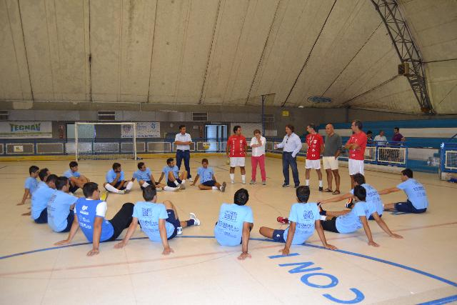 BNG Ecobas - la squadra