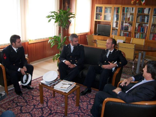 Capitaneria di Porto di Taranto a Policoro