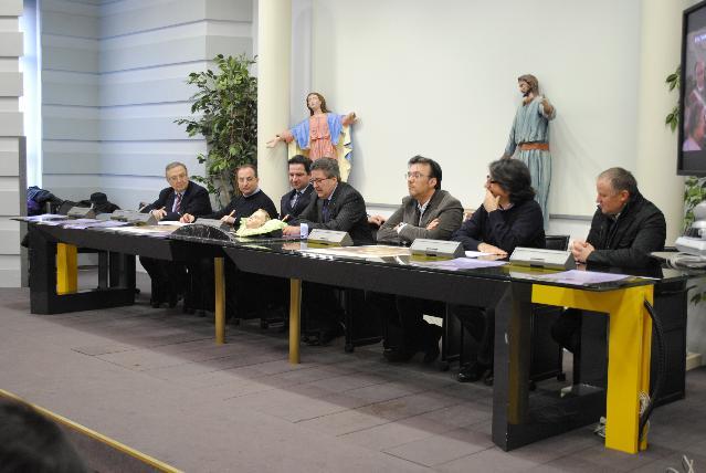 Conferenza stampa presso Camera di Commercio di Matera - 03 febbraio 2011