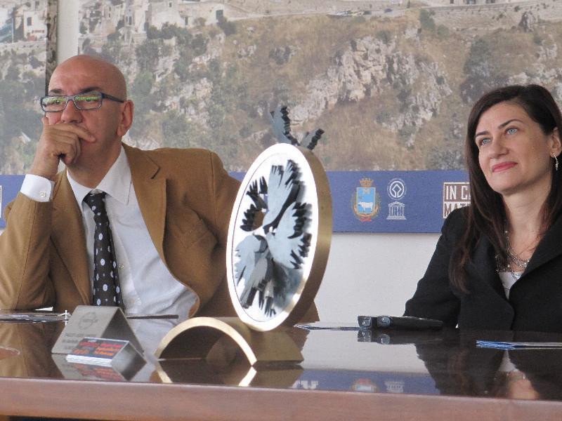 Conferenza stampa sul Forum della pace - 2 maggio 2011