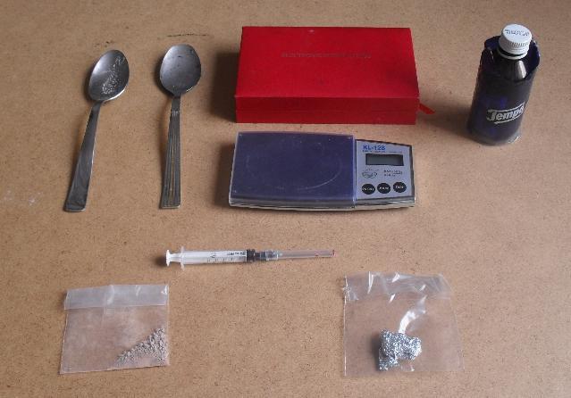 Droga recuperata dalla Polizia