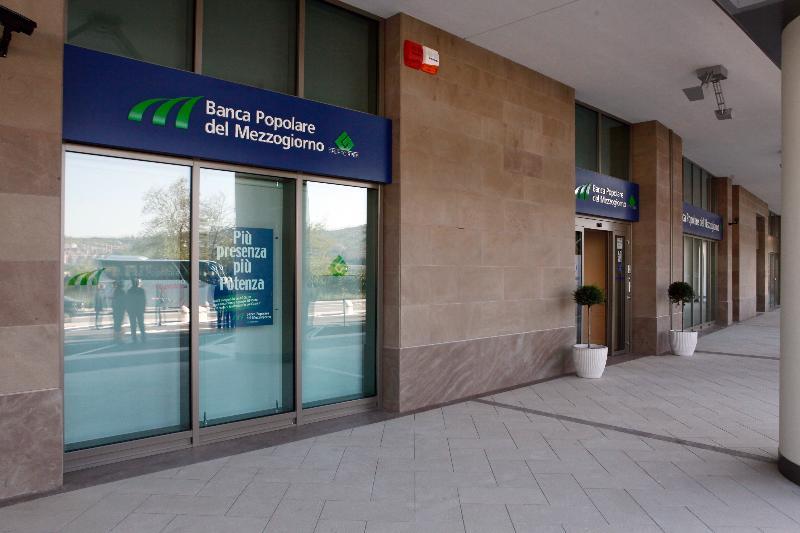 Filiale di Potenza della Banca Popolare del Mezzogiorno