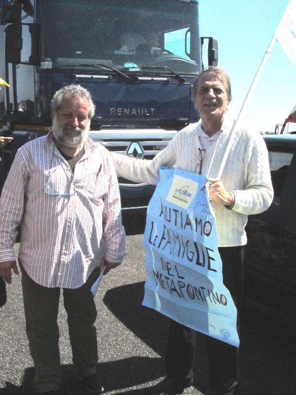 Gianni Fabbris e Angelo Festa