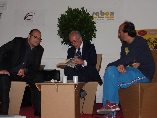 Gianpiero Perri al Lucani Film Festival 2011